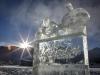 Servus Alpenpokal 2017 - Eisskulptur -01
